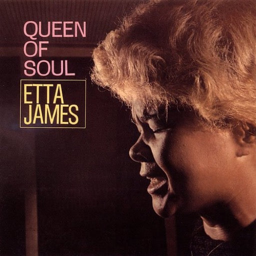 JAMES,ETTA <br/> <small>QUEEN OF SOUL (OGV)</small>