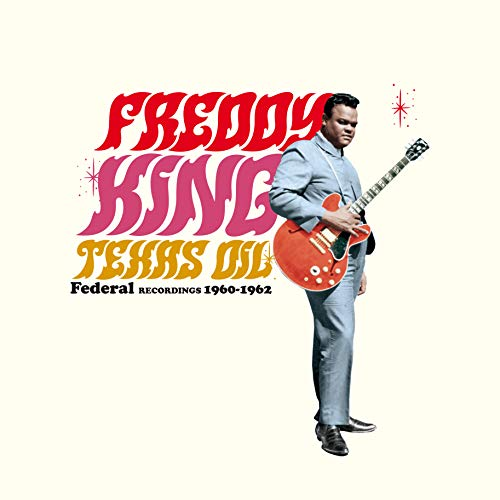 KING,FREDDIE <br/> <small>TEXAS OIL</small>