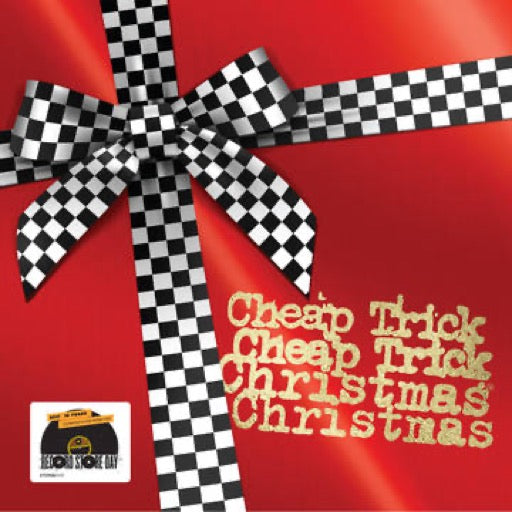 CHEAP TRICK <br/> <small>CHRISTMAS CHRISTMAS</small>