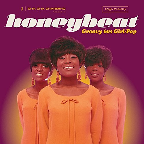 HONEYBEAT <br/> <small>HONEYBEAT: GROOVY 60S GIRL POP</small>