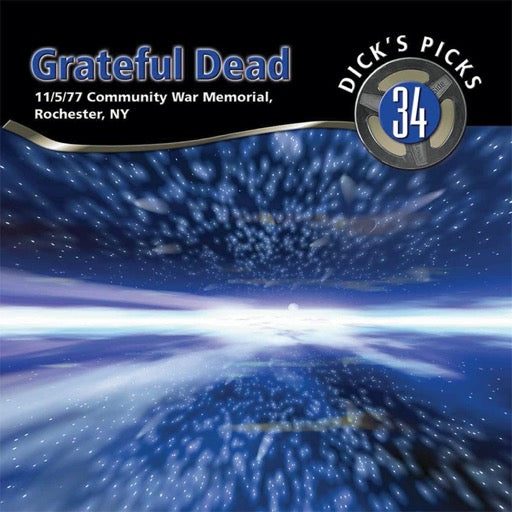 GRATEFUL DEAD <br/> <small>DICK'S PICKS VOLUME 34 COMMUNI</small>