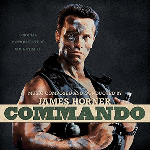 HORNER,JAMES (LTD) <br/> <small>COMMANDO: ORIGINAL MOTION PICT</small>