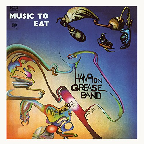 HAMPTON GREASE BAND <br/> <small>MUSIC TO EAT (COLV) (LTD) (PEC</small>