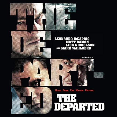 DEPARTED--MUSIC FROM THE MOTIO <br/> <small>DEPARTED--MUSIC FROM THE MOTIO</small>