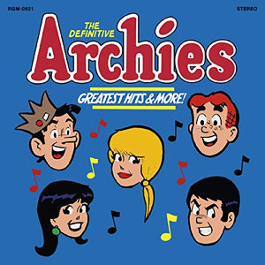 ARCHIES <br/> <small>DEFINITIVE ARCHIES - GREATEST</small>