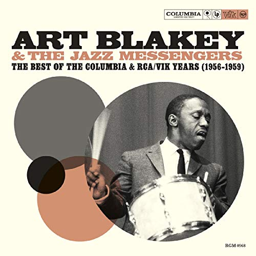 BLAKEY,ART & JAZZ MESSENGERS <br/> <small>BEST OF THE COLUMBIA & RCA / V</small>