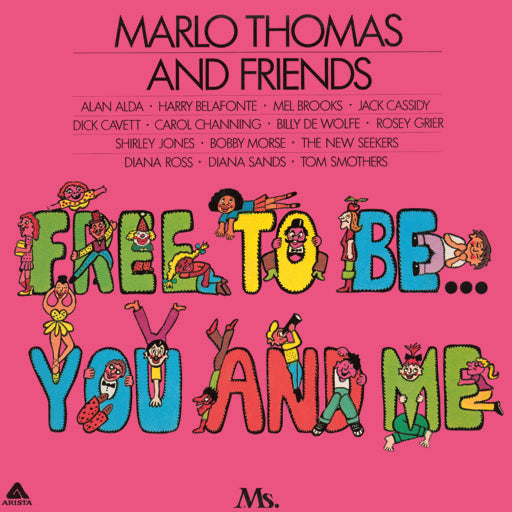 THOMAS,MARLO & FRIENDS <br/> <small>MARLO THOMAS & FRIENDS FREE TO</small>