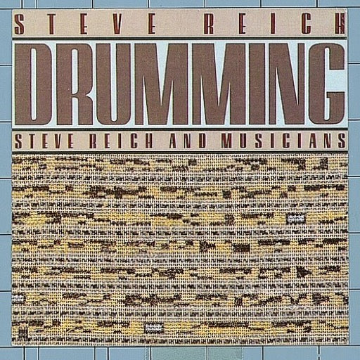 REICH,STEVE <br/> <small>DRUMMING</small>