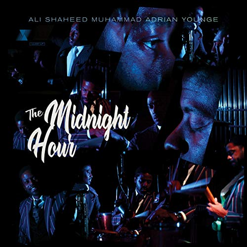YOUNGE,ADRIAN / MUHAMMAD,ALI S <br/> <small>MIDNIGHT HOUR (2PK)</small>