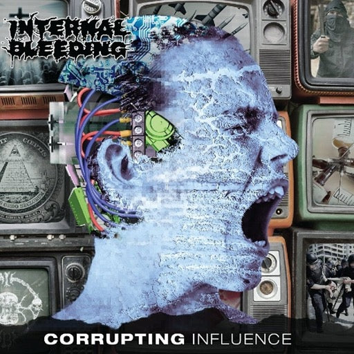 INTERNAL BLEEDING <br/> <small>CORRUPTING INFLUENCE</small>