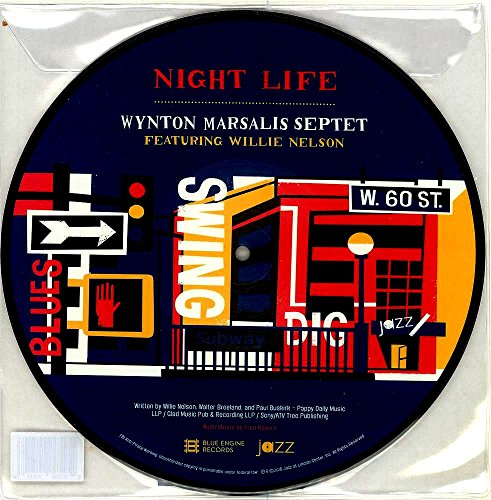 MARSALIS,WYNTON <br/> <small>RSD NIGHT LIFE / IM GONNA 10IN</small>