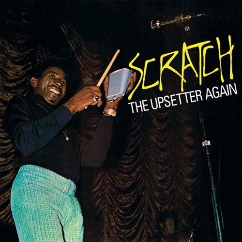 UPSETTERS <br/> <small>SCRATCH THE UPSETTER AGAIN</small>