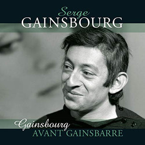 GAINSBOURG,SERGE <br/> <small>AVANT GAINSBARRE (BLK) (OGV)</small>