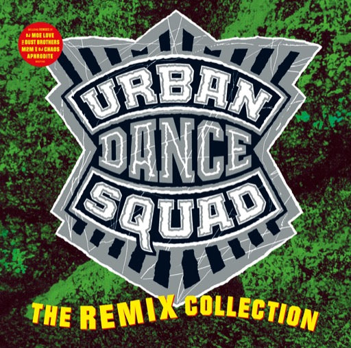 URBAN DANCE SQUAD <br/> <small>REMIX COLLECTION (COLV) (GATE)</small>