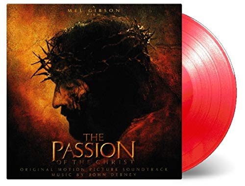DEBNEY,JOHN (OGV) (RED) <br/> <small>THE PASSION OF THE CHRIST / O.</small>