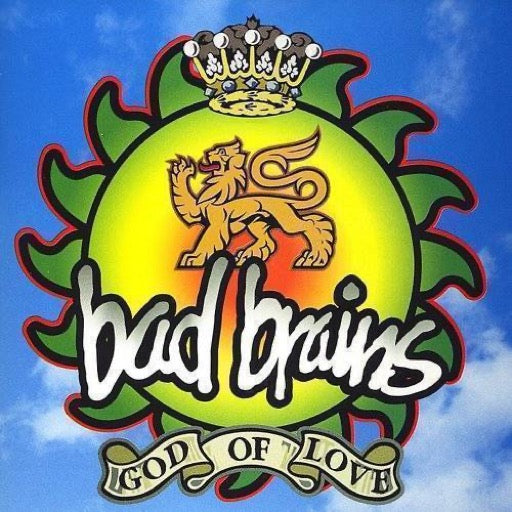 BAD BRAINS <br/> <small>GOD OF LOVE (COLV) (GRN) (YLW)</small>