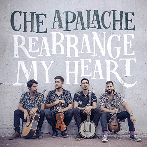 CHE APALACHE <br/> <small>REARRANGE MY HEART</small>