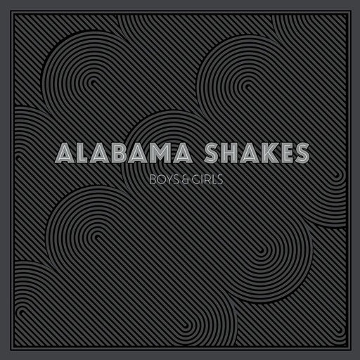 ALABAMA SHAKES <br/> <small>BOYS & GIRLS (BLUE) (COLORED VINYL) (PN</small>