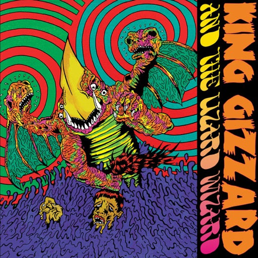 KING GIZZARD & THE LIZARD WIZA <br/> <small>WILLOUGHBY'S BEACH (REIS)</small>