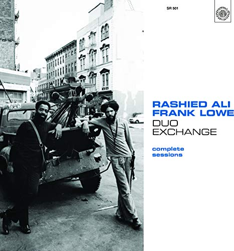 ALI,RASHIED / LOWE,FRANK <br/> <small>DUO EXCHANGE: COMPLETE SESSION</small>