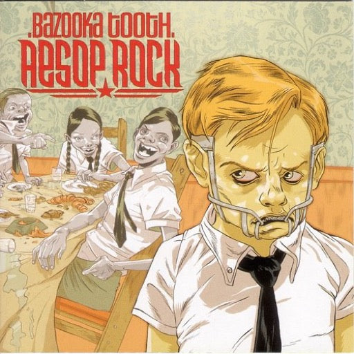AESOP ROCK <br/> <small>BAZOOKA TOOTH (REIS)</small>