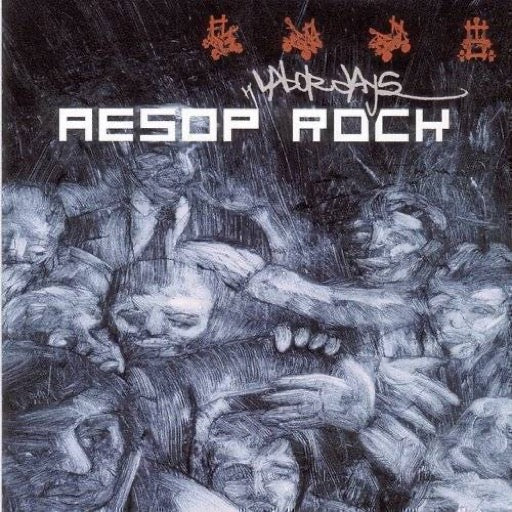 AESOP ROCK <br/> <small>LABOR DAYS (REIS)</small>