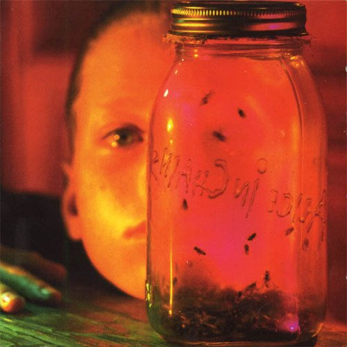 ALICE IN CHAINS <br/> <small>JAR OF FLIES (OGV)</small>
