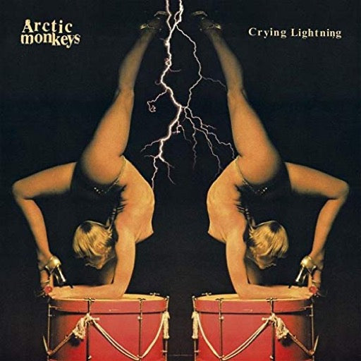 ARCTIC MONKEYS <br/> <small>CRYING LIGHTNING</small>