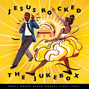 JESUS ROCKED JUKEBOX: SMALL GR <br/> <small>JESUS ROCKED JUKEBOX: SMALL GR</small>