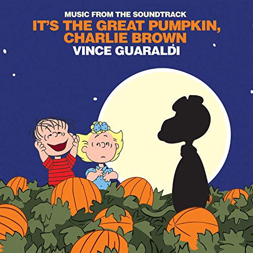 GUARALDI,VINCE <br/> <small>IT'S THE GREAT PUMPKIN CHARLIE</small>