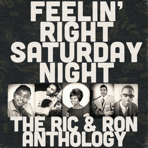 VA-RIC & RON ANTHOLOGY <br/> <small>BF18 FEELIN RIGHT SATURDAY NIG</small>