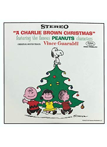 GUARALDI,VINCE 3 INCH VINYL <br/> <small>BF CHARLIE BROWN CHRISTMAS PAC</small>