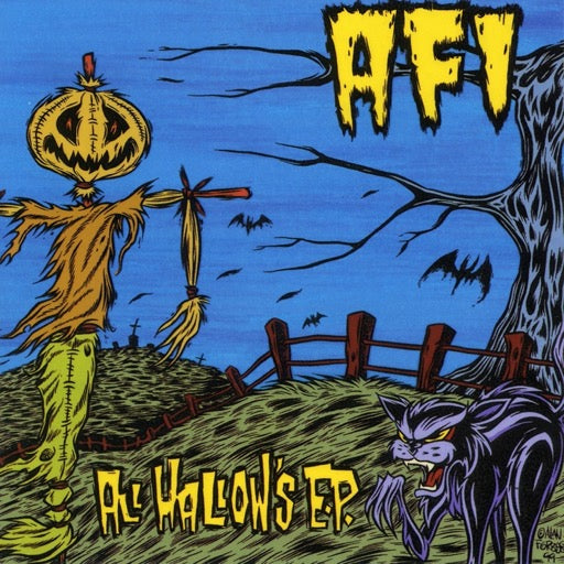 AFI <br/> <small>ALL HALLOW'S E.P. (10IN) (COLV</small>