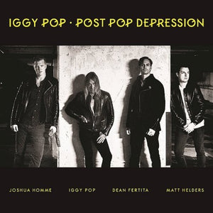 POP,IGGY <br/> <small>POST POP DEPRESSION</small>