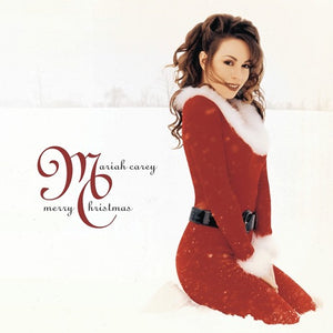 CAREY,MARIAH <br/> <small>MERRY CHRISTMAS (COLORED VINYL) (DLX) (</small>