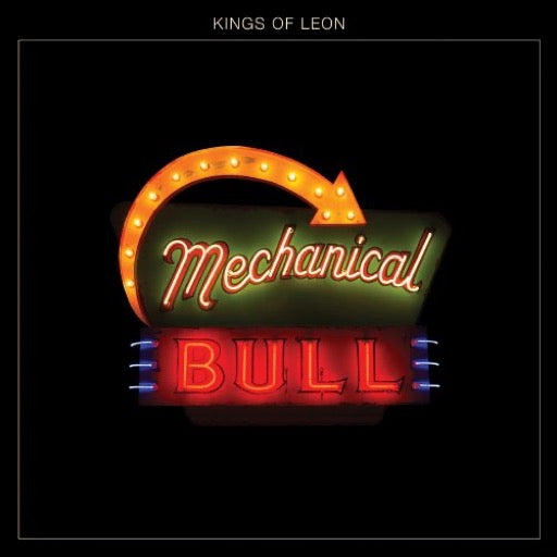 KINGS OF LEON <br/> <small>MECHANICAL BULL (OGV) (DLCD)</small>