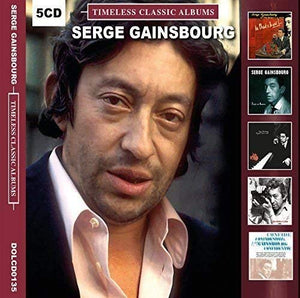 GAINSBOURG,SERGE <br/> <small>TIMELESS CLASSIC ALBUMS (UK)</small>