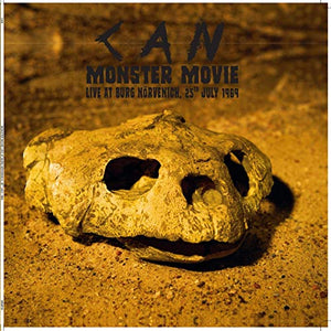 CAN <br/> <small>MONSTER MOVIE LIVE 7/25/69</small>