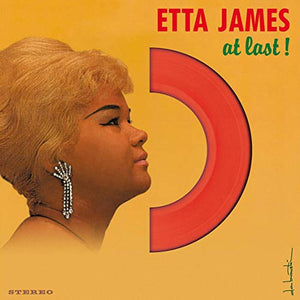 JAMES,ETTA <br/> <small>AT LAST (COLV) (UK)</small>