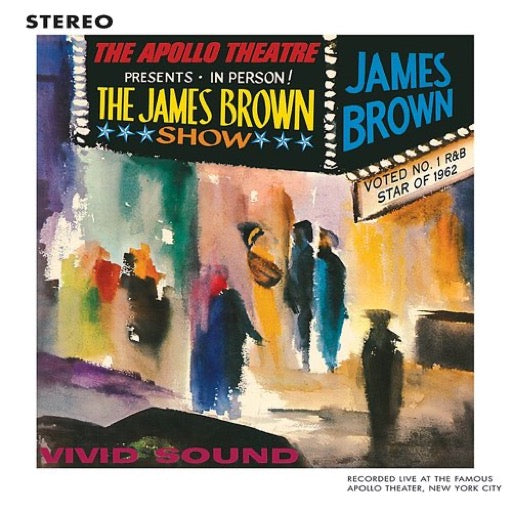 BROWN,JAMES <br/> <small>LIVE AT THE APOLLO (UK)</small>