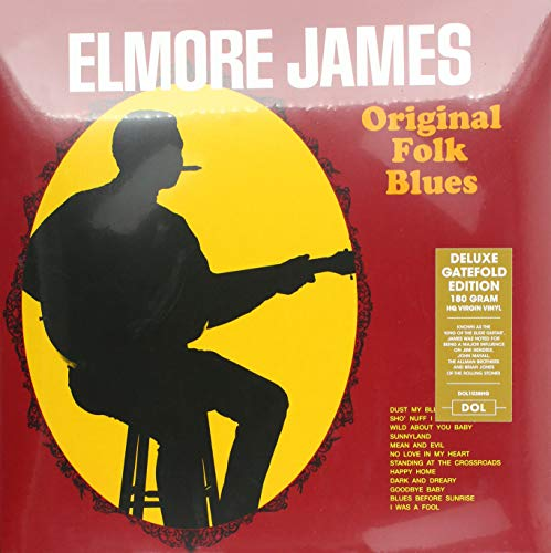 JAMES,ELMORE <br/> <small>ORIGINAL FOLK BLUES (GATE) (OG</small>