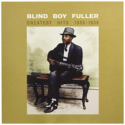 FULLER,BLIND BOY <br/> <small>GREATEST HITS 1935-1938 (UK)</small>