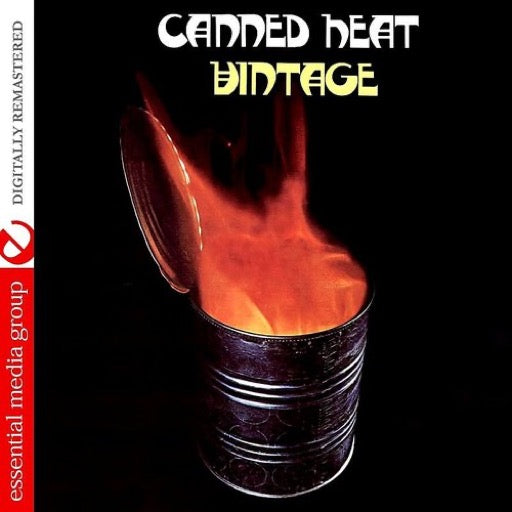 CANNED HEAT <br/> <small>VINTAGE (DLX) (GATE) (OGV) (UK</small>