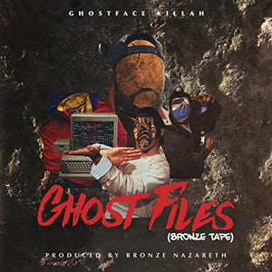 GHOSTFACE KILLAH <br/> <small>GHOST FILES</small>