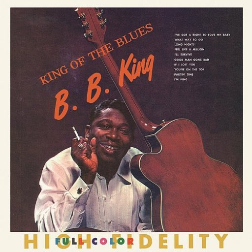 KING,B.B. <br/> <small>KING OF THE BLUES (PICT)</small>