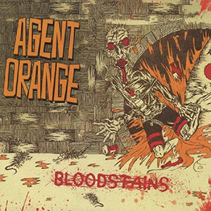 AGENT ORANGE <br/> <small>BLOODSTAINS (LTD) (ORG)</small>