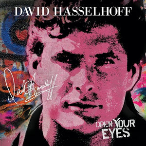 HASSELHOFF,DAVID <br/> <small>OPEN YOUR EYES (COLV) (LTD) (R</small>