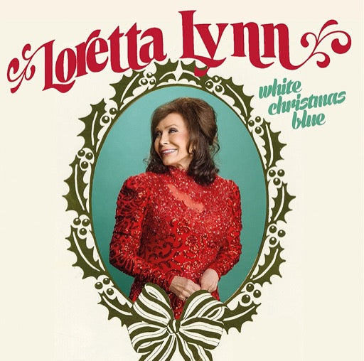 LYNN,LORETTA <br/> <small>WHITE CHRISTMAS BLUE</small>