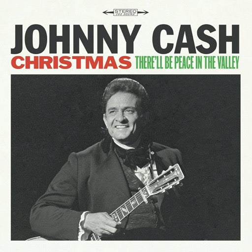 CASH,JOHNNY <br/> <small>CHRISTMAS: THERE'LL BE PEACE I</small>