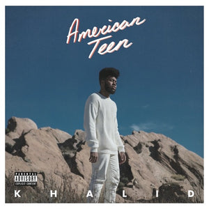 KHALID <br/> <small>AMERICAN TEEN</small>